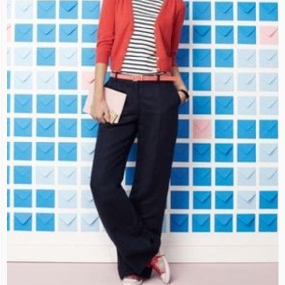 e699d9da6acf Converse Pants - Converse Navy Linen pants